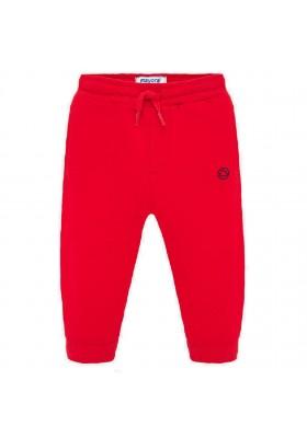 Pantalon felpa basico puños de MAYORAL para bebe niño modelo 711