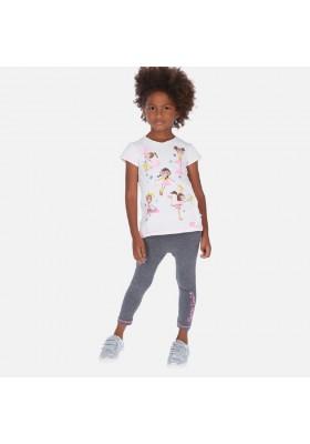 Conjunto leggings muñecas de MAYORAL para niña modelo 3724