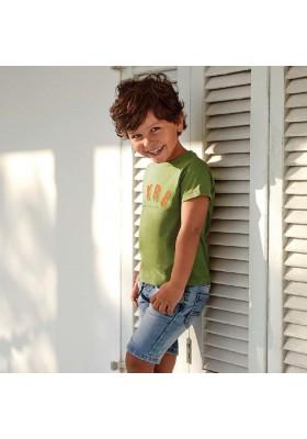 Bermuda soft denim jogger de MAYORAL para niño modelo 3268