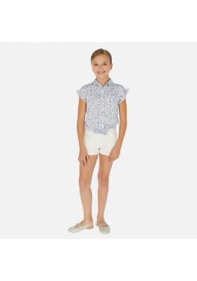 Short sarga basico de MAYORAL para niña modelo 275