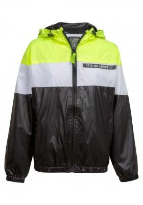 parka con capucha de LOSAN para niño modelo 013-2001AL