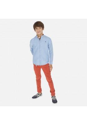 Pantalon saten llavero de MAYORAL para niño modelo 6522