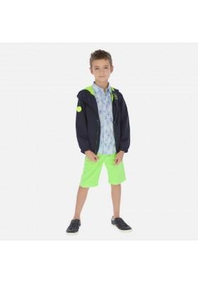 Bermuda denim color de MAYORAL para niño modelo 6245