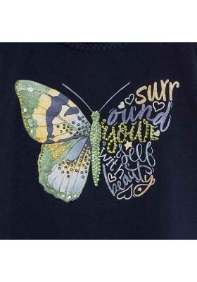 Mayoral Camiseta Tirantes Mariposa ni/ña Modelo 6027