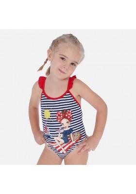 Bañador serigrafia de MAYORAL para niña modelo 3729