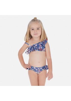 Bikini volante de MAYORAL para niña modelo 3728