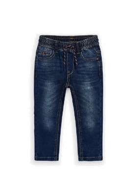 Pantalón tejano soft denim jogge de MAYORAL para niño modelo 3539