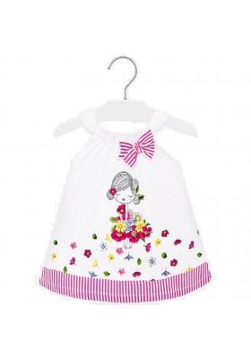 Vestido punto de MAYORAL para bebe niña modelo 1947