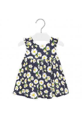 Vestido punto estampado de MAYORAL para bebe niña modelo 1945