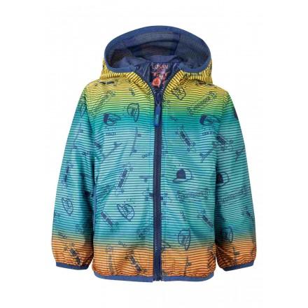 parka con capucha de LOSAN para niño modelo 015-2005AL