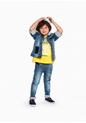 Camiseta manga corta de LOSAN para niño modelo 015-1015AL