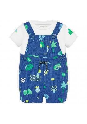 Conjunto peto y camiseta m/c de Mayoral para bebe niño modelo 1681