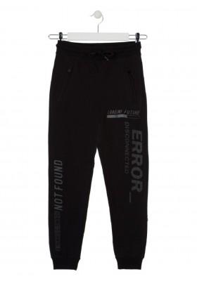 pantalon de felpa no perchada de LOSAN para niño modelo 013-6015AL