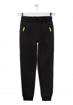 pantalon de felpa no perchada tecnica de LOSAN para niño modelo 013-6014AL