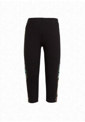 legging con print lateral de LOSAN para niña modelo 014-6021AL