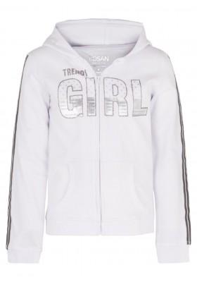 chaqueta de felpa no perchada de LOSAN para niña modelo 014-6001AL