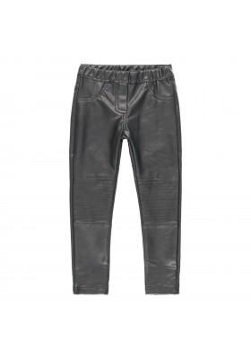 Pantalón polipiel de niña Boboli modelo 441122