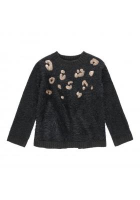 Jersey tricotosa de niña Boboli modelo 441043