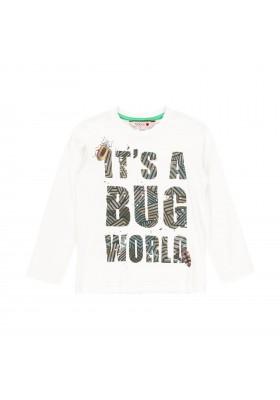 Camiseta punto de niño Boboli modelo 511007