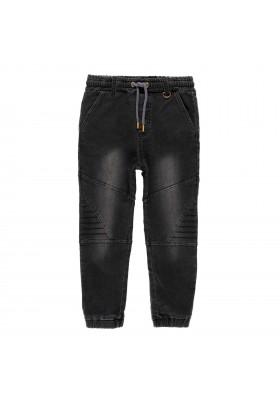 Pantalón denim punto elástico de niño Boboli modelo 511096