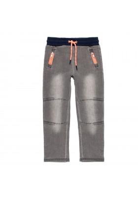 Pantalón denim punto elástico de niño Boboli modelo 501152