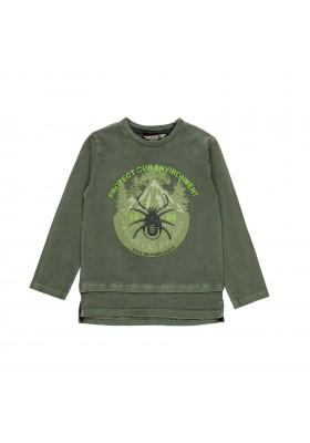 Camiseta punto liso de niño Boboli modelo 511018