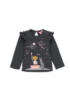 Camiseta punto liso de bebé niña Boboli modelo 241131
