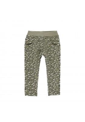 Pantalón felpa elástica de bebé niña Boboli modelo 211082
