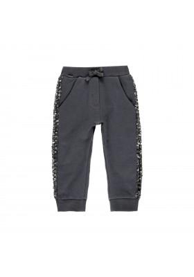 Pantalón felpa elástica de bebé niña Boboli modelo 211105