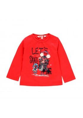 Camiseta punto liso de bebé niña Boboli modelo 231017