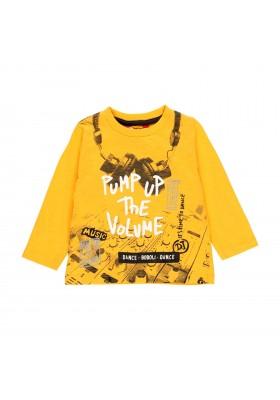 Camiseta punto flamé de bebé niño Boboli modelo 341020