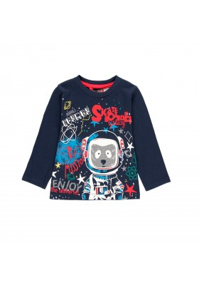 Camiseta punto liso de bebé niño Boboli modelo 331018