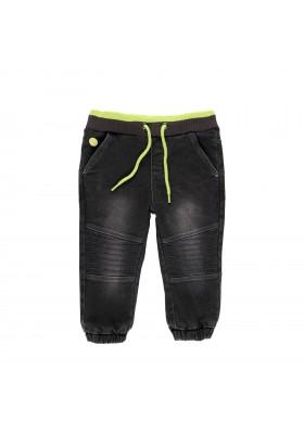Pantalón denim punto elástico de bebé ni Boboli modelo 311072