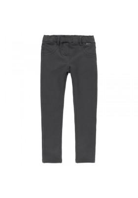 Pantalón felpa elástica de niña Boboli modelo 490047