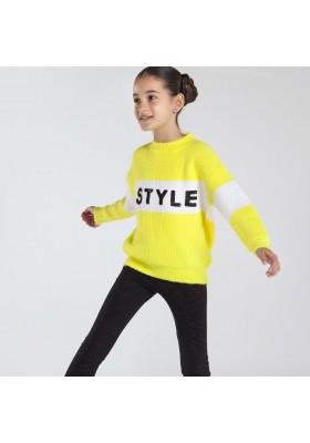 "Jersey tricot ""style"" Niña de Mayoral modelo 7331"