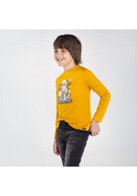 Camiseta manga larga feel good Niño de Mayoral modelo 7057