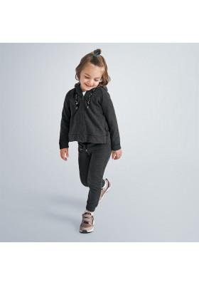 Chandal capucha pelo niña de Mayoral modelo 4823
