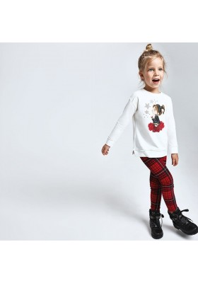 Conjunto leggins niña de Mayoral modelo 4733