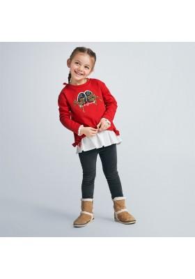 Conjunto leggins zapatillas niña de Mayoral modelo 4732