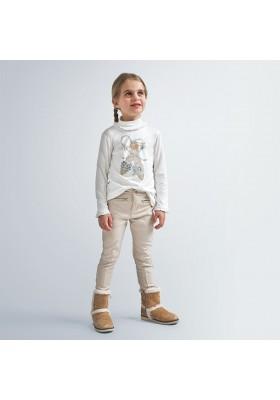 Pantalon largo bellardina niña de Mayoral modelo 4554