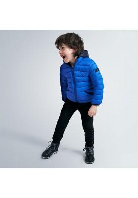 Abrigo efecto pluma niño de Mayoral modelo 4477