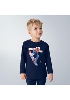 Camiseta manga larga lenticular niño de Mayoral modelo 4039
