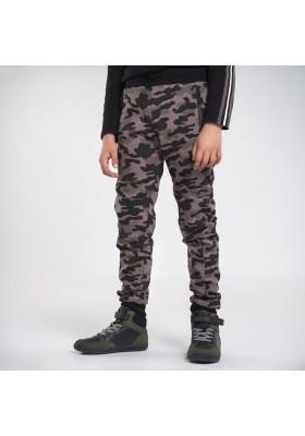 Pantalon interlock camuflaje Niño de Mayoral modelo 7522