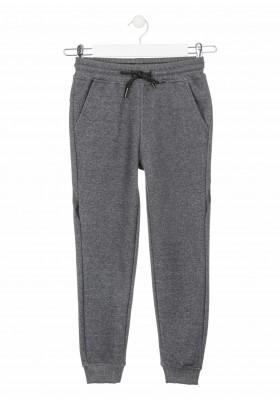 pantalon en interlockde Losan para niño modelo 023-6011AL