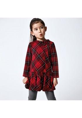 Vestido invierno niña de Mayoral modelo 4990