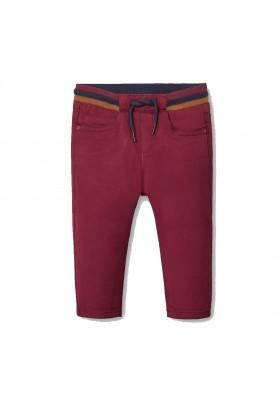 Pantalon 5b estructura patent Bebe niño de Mayoral modelo 2578