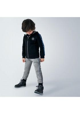 Chandal felpa 2 pantalones basico niño de Mayoral modelo 43