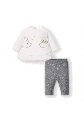 Conjunto leggings de Mayoral bebe niña modelo 2760