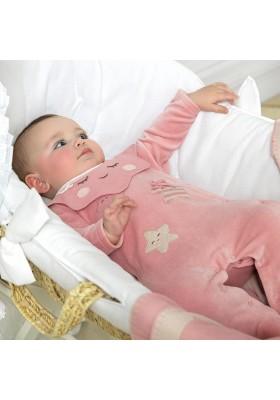 Pijama tundosado de Mayoral bebe niña modelo 2754