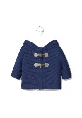 Chaqueta tricot de Mayoral bebe niño modelo 2335